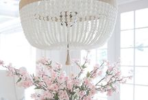 Lighting Inspo & Sources / Ideas for fabulous lighting and links to where you can purchase them! Chandeliers, pendants, sconces, lamps, flush mount lighting.