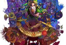 Legend of Zelda / by Madison Kubala