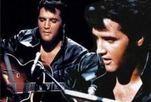 Elvis Presley The King  / I really Love him in 1968 He was really good then. / by Carlene Buscemi