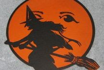 halloween stuff / Retro Halloween machine embroidery designs http://cindysembroiderydesigns.com