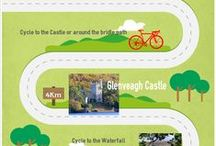 GrassRoutes Bike Hire in Glenveagh National Park