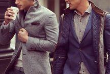 Urban men look!