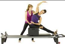 Pilates Reformer / Pilates Reformer exercises