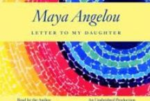 Maya Angelou / Books about or by Maya Angelou / by Framingham Public Library