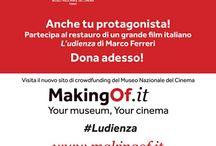 www.makingof.it - restauro #ludienza / Crowdfunding per il restauro del film L'udienza di Marco Ferreri