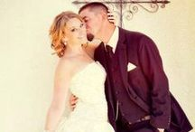 Beloved Brides / Real Brides wearing their gowns purchased at Beloved Couture Bridal