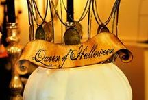 Fall o' Ween / My fall and Halloween mania <3