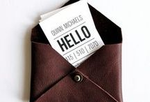 business card - névjegykártyák