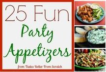 Big Game Taste Fest / Whether you're headed to a friends house or hosting a party these recipes are sure to please while you cheer on your team for the big game!