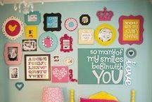 home design / frames, wall art