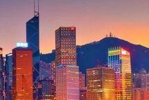 Hong Kong / Fun things to see and do in Hong Kong, transportation, and food!