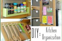 Organize / Organizacja domu