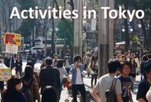 Tokyo / Far more accessible to English-speakers than popularly thought, this giant city is superb for family travel - always something fun to do, always something amazing to see.