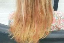 In Salon Made Color / Here you can find colors we made @ the salon.