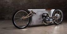 Custom Motorcycles - Motorcycles Prepared