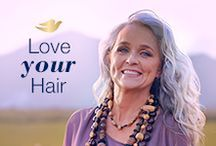 Reasons to #LoveYourHair / Looking for some beautiful inspiration to #LoveYourHair? Look no further!
