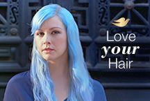 Meet the #LoveYourHair Women / Get to know the women behind the #LoveYourHair film.