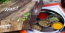 Hari Ghotra Store / Hand picked whole and ground spice curry kits