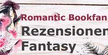 Buch-Rezensionen Paranormal & Urban Fantasy/Fantasy Romance / Buchtipps aus dem Fantasybereich, egal ob Paranormal Fantasy, Urban Fantasy oder Fantasy Romance!