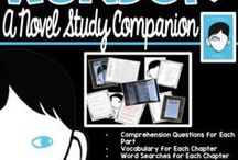 Reading and Author Studies / Reading and Author studies for elementary learners