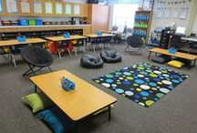Classroom Design / Classroom decor ideas to make your classroom space just that much nicer.