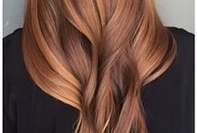 Hair color inspirations;-)