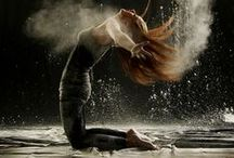 Dancer Inside me is Calling! / by Frankie