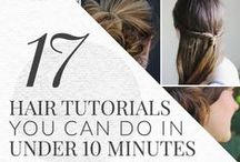 Hair love / Simple #hairstyle tips and tricks