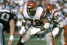 Offensive Linemen / by Ron Perry