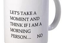 Coffee? No. Coffee Mugs? Yes.