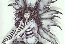 Amy Brown: Fairy Art -