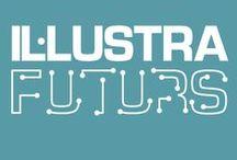 Illustrafuturs / Ilustraciones enviadas a la primera convocatoria del premio Illustrafuturs.