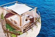 Dream Getaways / Bucket Trip List / by Timi Nadela, USA