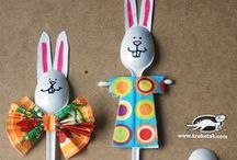 Kids Craft ideas with spoons
