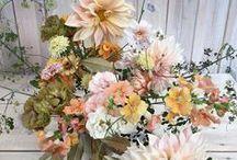 Bouquet and flower arrangements