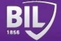 BIL Logo / Evolution of BIL logos over the years / by BIL Banque Internationale à Luxembourg