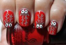 Nails, nails, nails.. / by Magda