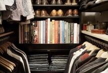 stealing his closet ...