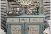 Re-purposed Furniture/DIY / by Natalie Sugg