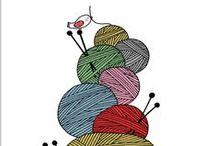 Ovillos - Balls of yarn / Crochet