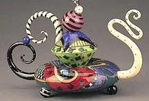 Artful Teapots