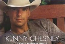 Kenny Chesney / by Terrie Burridge