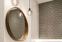 Bathroom and toilet design, decor