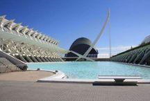 Valencia snaps / My break in Valencia