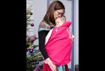 Les couvertures de portage CC. / couverture de portage pour protéger bébé en écharpe comme en préformé ou sling. Personnalisables, fabriquée en France.  100% bonheur