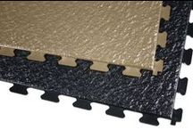 Garage Flex Tiles / We have a variety of Flexible Soft PVC Garage Tiles to choose from. Highly durable, long lasting, and in a range of color options, our tiles are perfect for any garage, man cave, basement, and many other places.
