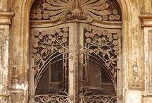 Door's / by Natalie Sugg