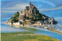 En France / paysages, rencontres, les gens....