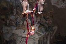 Aerial Cirque / Aerial Arts Inspiration & Ideas