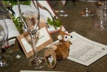 Rustic Wedding Favors and Welcome Bags / Here are some ideas to say thanks to your guests for sharing in your best day ever